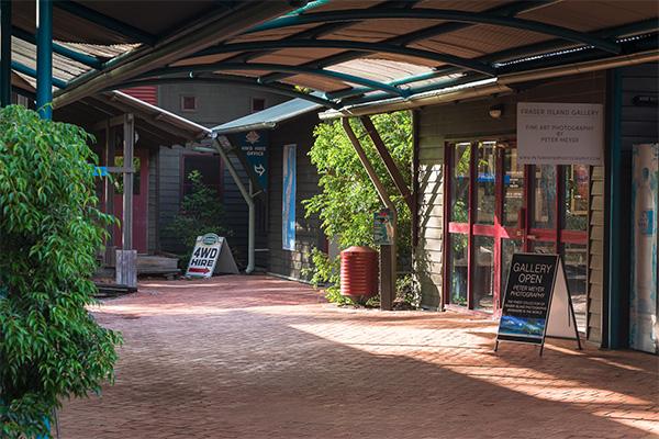 Wd Car Rental Fraser Island